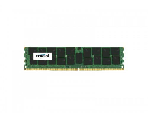 Модуль памяти CRUCIAL 32GB PC17000 DDR4 REG ECC